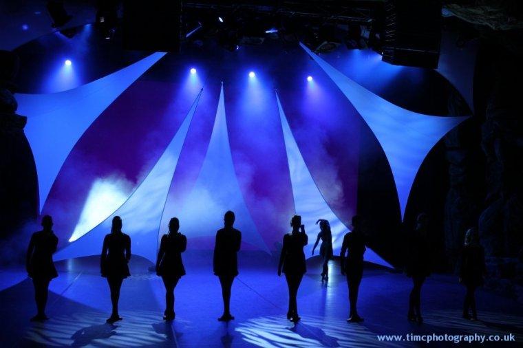 Shooting performing arts in Paris