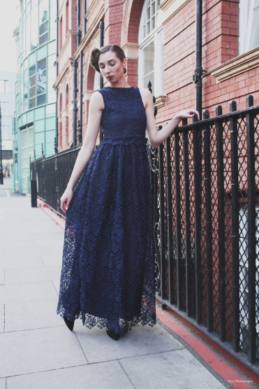 Designer: Chanel Joan Elkayam Model: Karolina Bębenek
