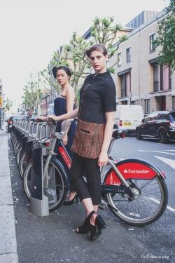 Designer: Chanel Joan Elkayam Models: Cerys Wrigley-Moss & Catarina Strandberg