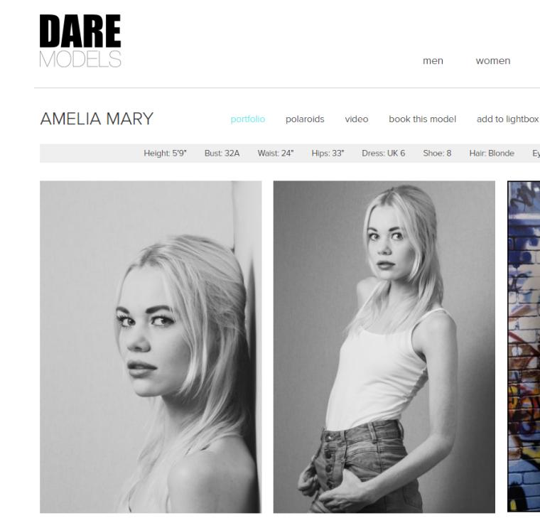dare-models