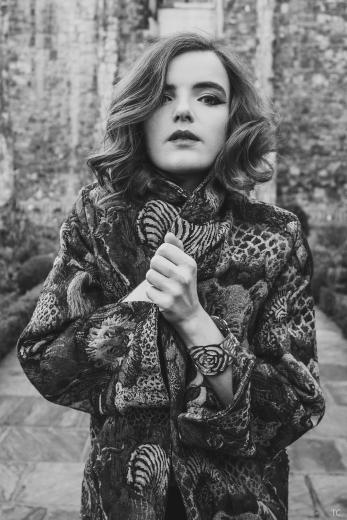 Chloe Keenan (Winner of Britain's Next Top Model)