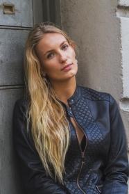 Model: Amy Penistone Photographer Tim Copsey