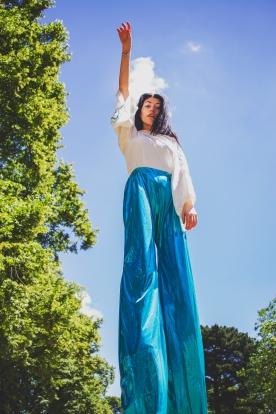 Model: Gabriella Leonardi Photographer: Tim Copsey