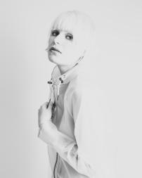 Model: Jade Strachan Photographer: Tim Copsey