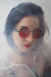 Model: Maria Christina Ava Lara Photographer: Tim Copsey