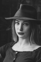 Model: Adele Photographer: Tim Copsey