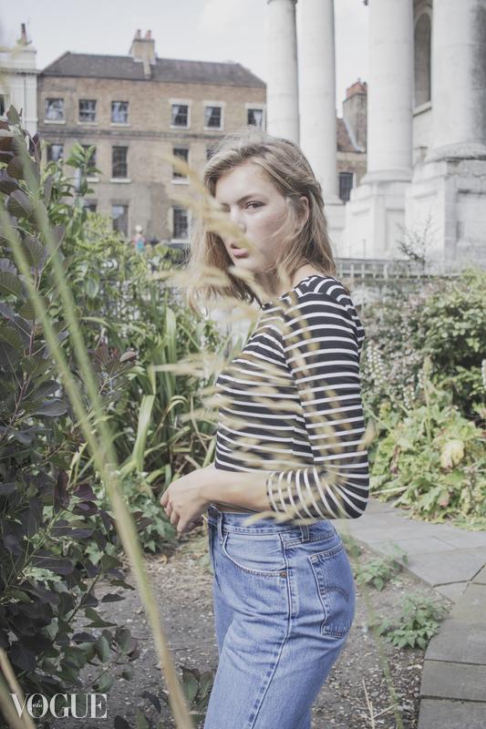 Model: Vienna Rovenstine