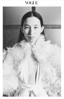 Ying Qin - Photographer Tim Copsey